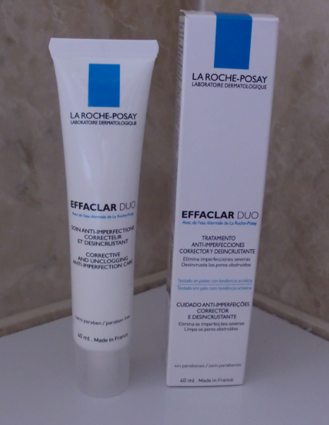 famous brand details for the cheapest REVIEW: Skin care Saviour – La Roche Posay Effaclar Duo