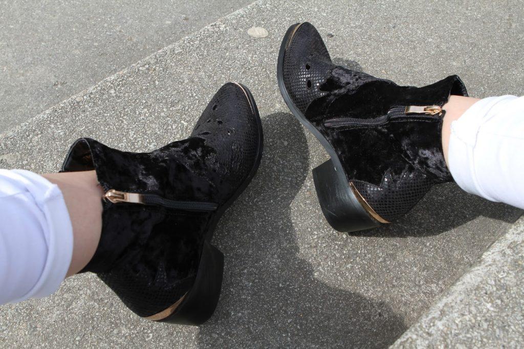 Chockers Sienna Miller boots