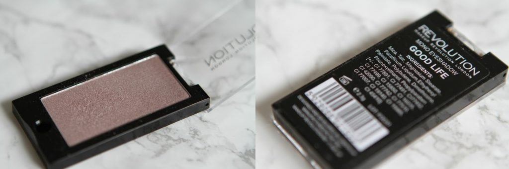 Makeup Revolution Eyeshadow Good wife