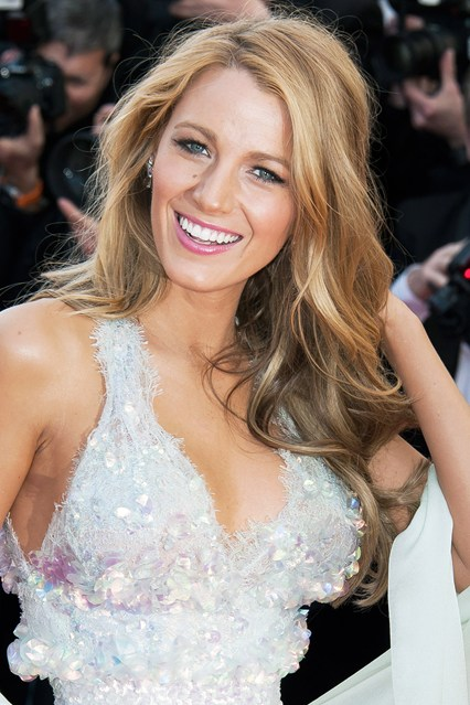 blake lively tutorial