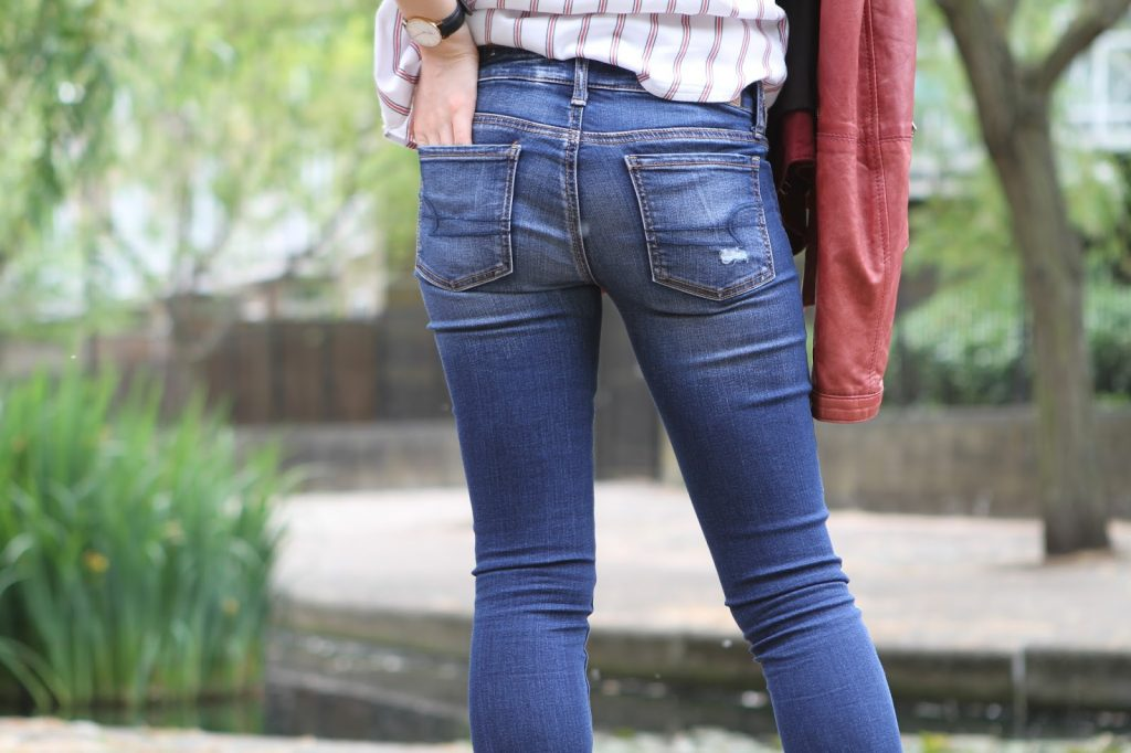 American eagle denim diaries