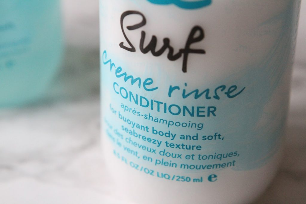 Bumble and bumble surf conditioner