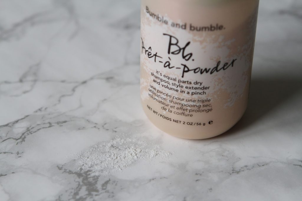 Bumble and bumble pret a powder