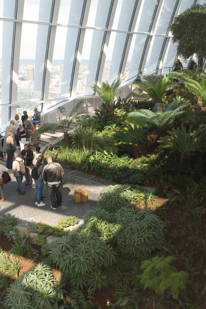 The Sky garden - Darwin brasserie